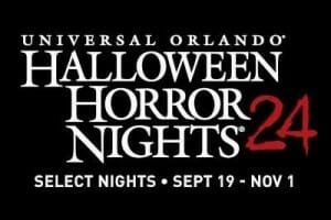 Halloween Horror Nights 24 at Universal Orlando featuring Michael Myers