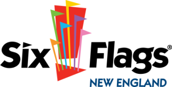 Six Flags New England Logo png