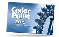 cedar point season pass 2015