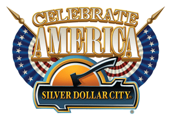 silver dollar city logo celebrate