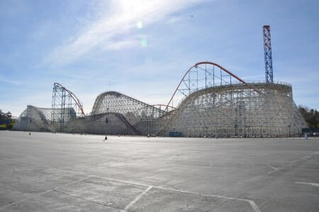 six flags classic colussus