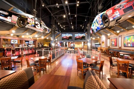 Universal Orlando Closing NASCAR Sports Grille Restaurant At CityWalk