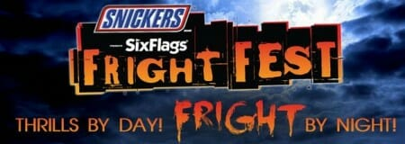 Six Flags Great Adventure – Fright Fest 2014