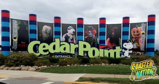 Cedar Point Brings New Scares To HalloWeekends