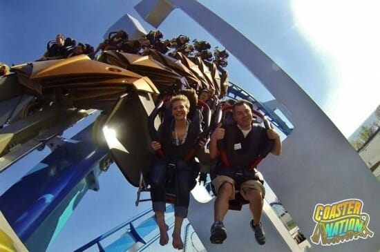 gatekeeper on ride