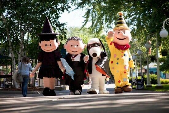 halloweekends characterss