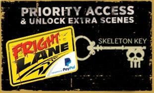 halloweekends skeleton key