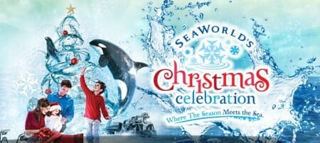 SeaWorld Orlando's Christmas Celebration Kicks Off Nov. 22 ...