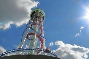 Worlds Tallest Roller Coaster Revelaed