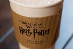Hot Butterbeer Arrives at Universal Studios Wizarding World of Harry Potter