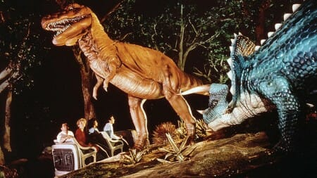 knotts dinosaurs