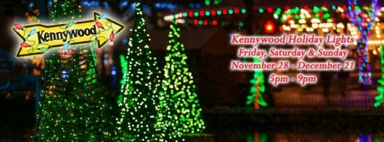 Kennywood Presents the 4th Annual Holiday Lights