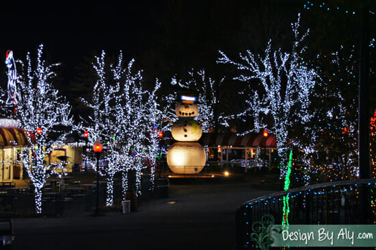 Kennywood Presents the 4th Annual Holiday Lights – Coaster Nation