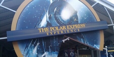 seaworld polar express