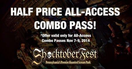 shocktoberfest promo coupon