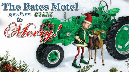 bates motel christmas