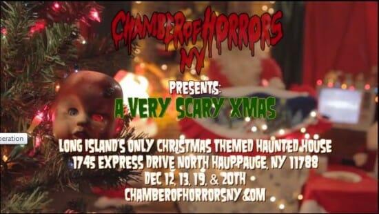 chamber of horror christmas 2014