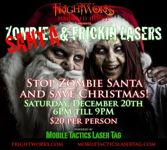 frightworks christmas