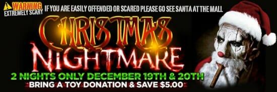 massacre haunted house christmas 2014