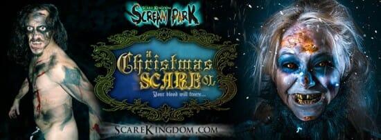 scare kingdom christmas