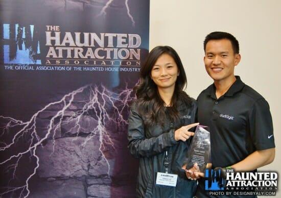 2014 Vendor Excellence Award winner - Darklight Precision Lighting System