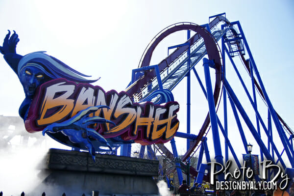 kings island banshee