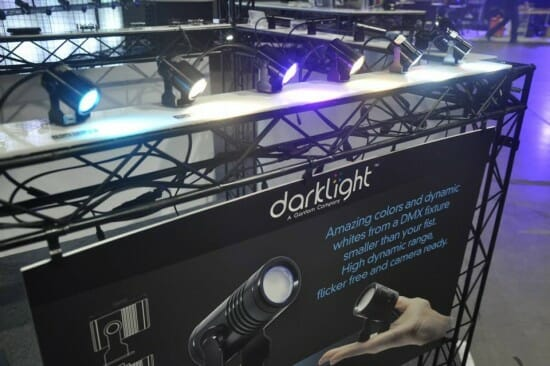 darklight led fixtures