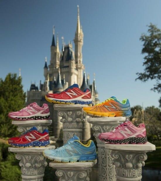 disney Mickey and Minnie 990v3 shoes