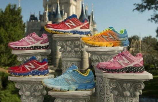 New Balance Releasing Exclusive runDisney Shoes at 2015 Walt Disney World Marathon Weekend