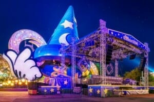 Walt Disney World to begin removal of Sorcerer Mickey Hat on January 7th at Disney's Hollywood Studios