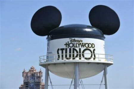 disneys hollywood studios water tower