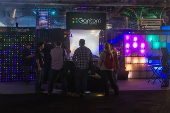 gantom booth