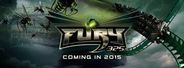 Carowinds Fury 325