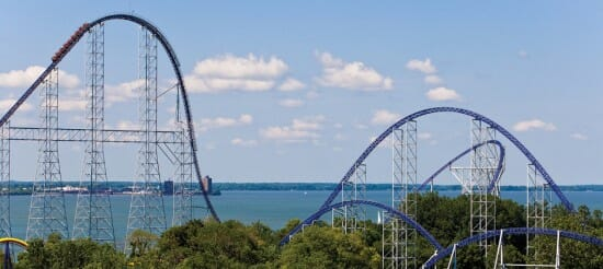 Cedar Point Millennium Force