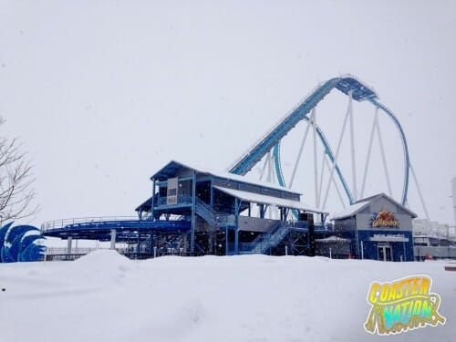 cedar point gatekeeer snow
