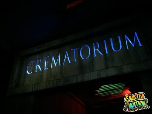 factory of terror crematorium