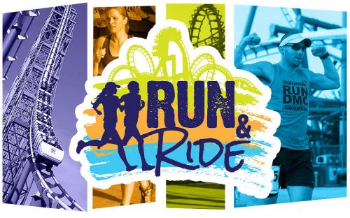 run and ride logo