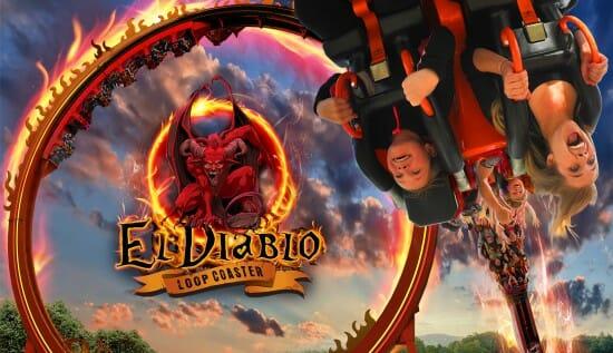 el_diablo_roller_coaster