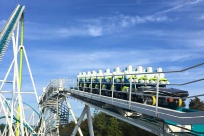 Fury 325 Successfully Completes It's First Test Run at Carowinds + Announces Special Event!
