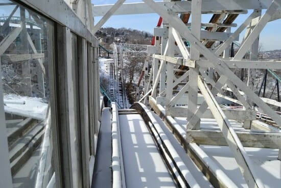 kennywood snow 2