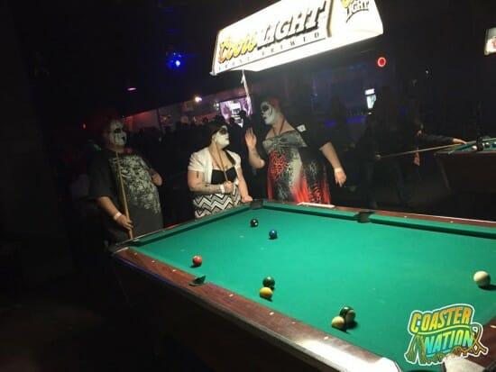 zombie prom pool