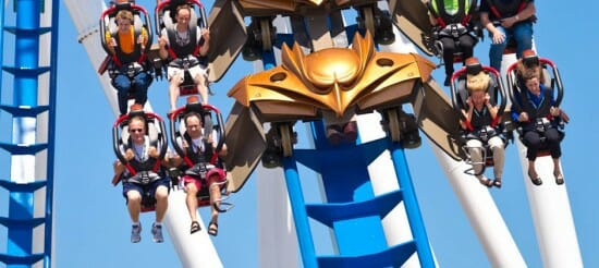 Cedar Point GateKeeper 3