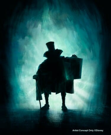 disney hat box ghost