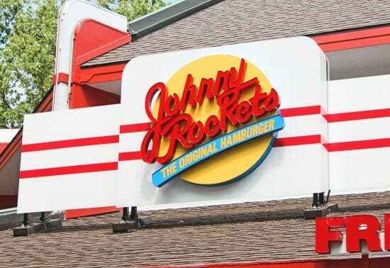kennywood johnny rockets