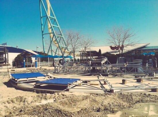 Cedar Point Tiki Twirl