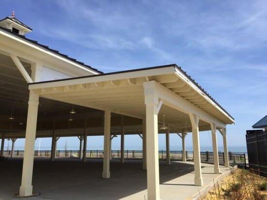 Tony Clark Lakeside Pavilion 042915