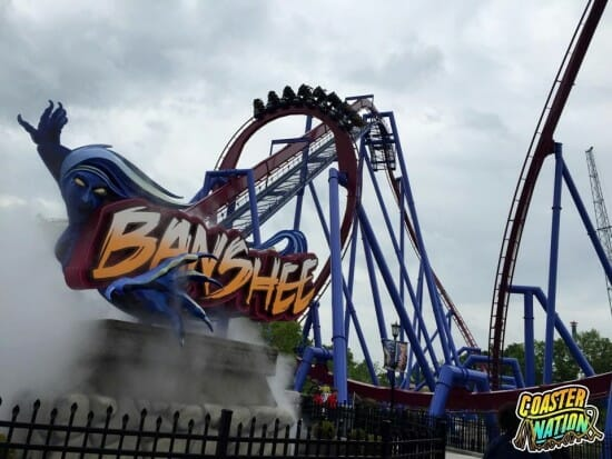 banshee kings island