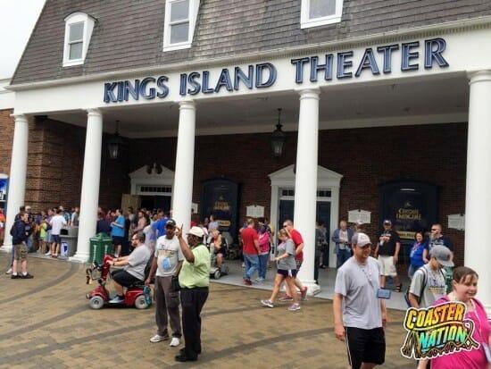 kings island theater