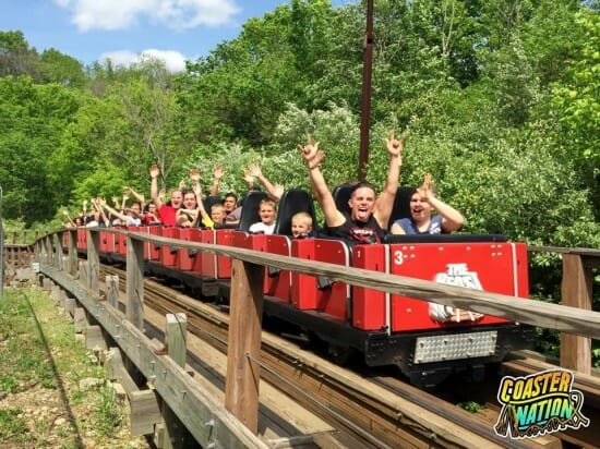 The Inaugural Coasterstock at Kings Island was a Huge Success!
