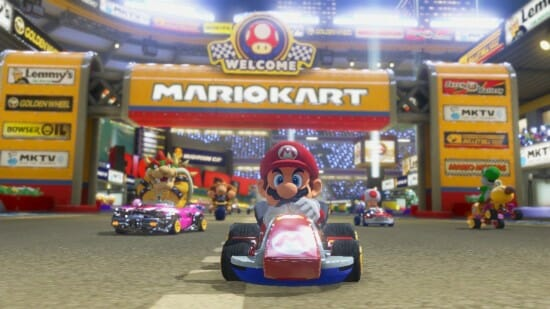 Mario Kart 8 Screen Shot